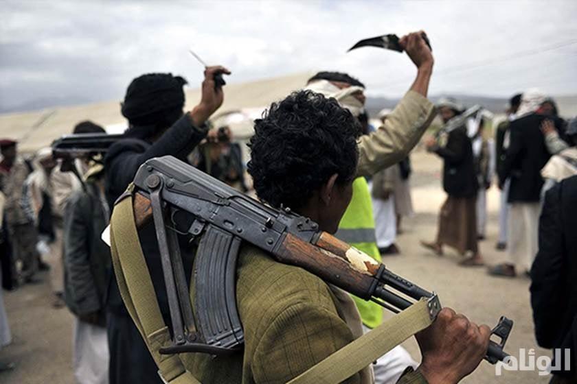 مصرع قيادي من حزب الله اللبناني في غارة للتحالف بصعدة
