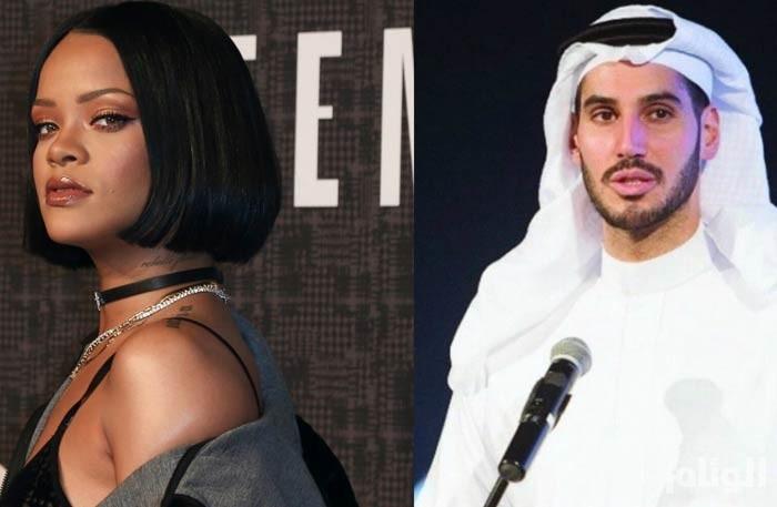 ريهانا تحطم قلب حبيبها الملياردير السعودي