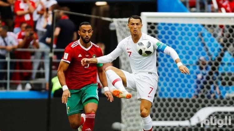 المغرب يتعرض للخسارة الثانية في المونديال