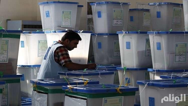 العراق.. قتيل وإصابتان بانهيار أجهزة الفرز على موظفي مفوضية الانتخابات