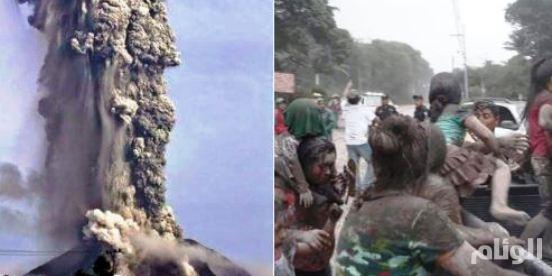 سفير المملكة بجاكرتا يوضح: لا يوجد بركان ثائر في اندونيسيا