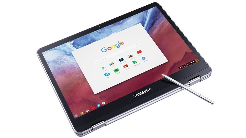 سامسونج تطلق الإصدار الثاني من «Chromebook Plus»
