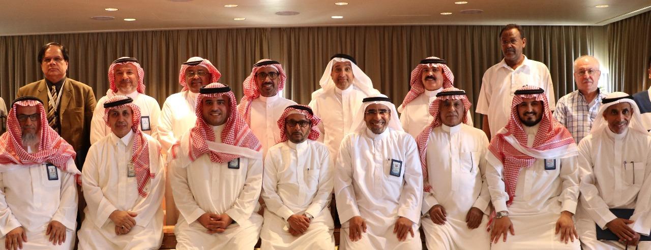 «مطارات الرياض» تنظم حفلاً تقديرياً لمنسوبيها المتقاعدين