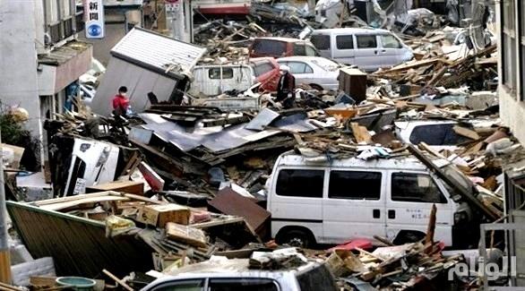 مقتل وإصابة العشرات في زلزال قوي باليابان