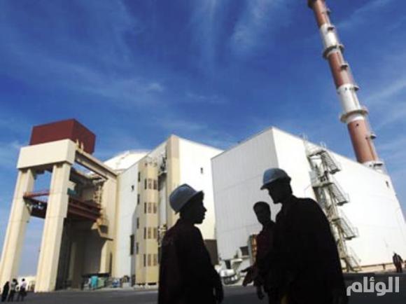 إيران تبدأ زيادة القدرة على تخصيب اليورانيوم