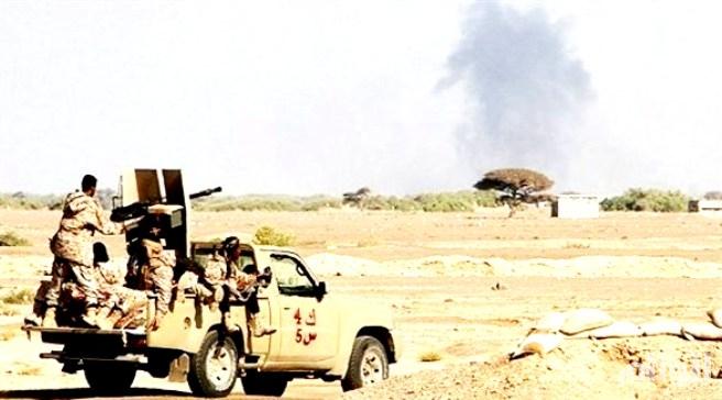 الجيش اليمني على مشارف مطار الحديدة