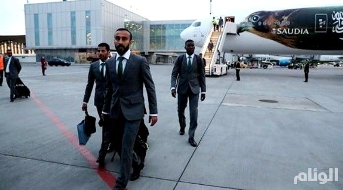 أول تصريح لرئيس الاتحاد السعودي بعد الوصول إلى روسيا