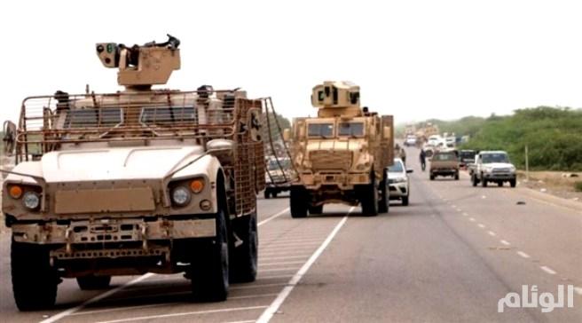 الجيش اليمني يفرض سيطرته على مواقع جديدة