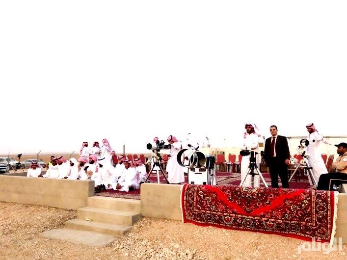 جامعة المجمعة تستعد لرصد هلال شوال 1439هـ