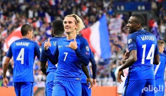 كأس العالم 2018: فرنسا تواجه بلجيكا في نصف النهائي غدًا