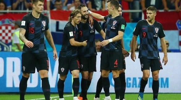 كرواتيا المتألقة مرشحة للإطاحة بالدنمارك في كأس العالم