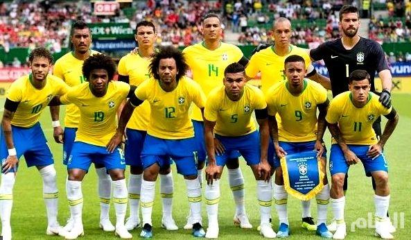الإصابات تضرب صفوف البرازيل قبل لقاء بلجيكا