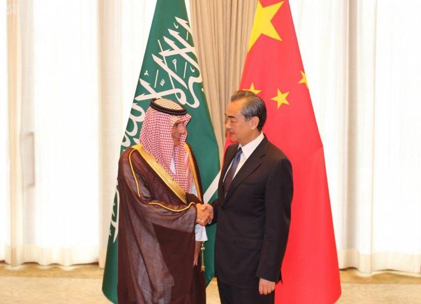 عادل الجبير يرأس وفد المملكة في اجتماع الدورة الثالثة للجنة السياسية و الخارجية ببكين
