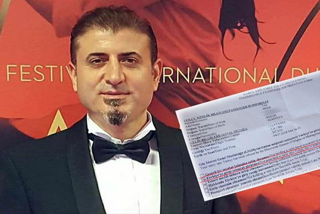 تركيا ترحل كاتبًا ألمانيًا وعائلته بسبب معارضته لأردوغان