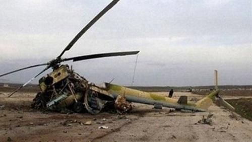 مقتل جندي فرنسي وإصابة آخر في تحطم مروحية في ساحل العاج