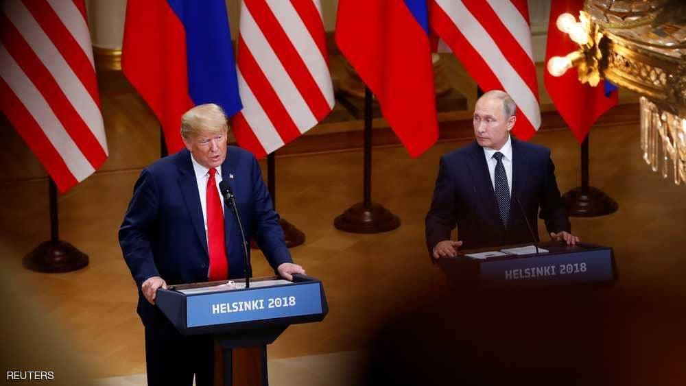 ترامب: علاقتنا مع روسيا تغيرت منذ 4 ساعات .. ولقائي مع بوتين كان بداية جيدة جدا
