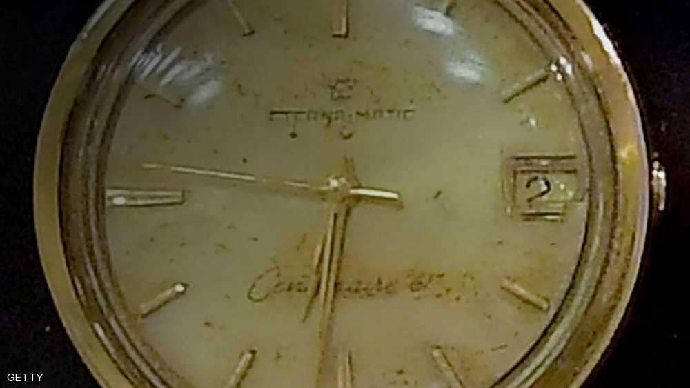 """عملية سرية للموساد تستعيد """"ساعة يد"""" من سوريا"""
