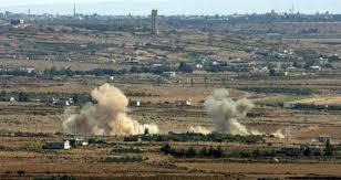 التلفزيون السوري: غارة إسرائيلية على القنيطرة