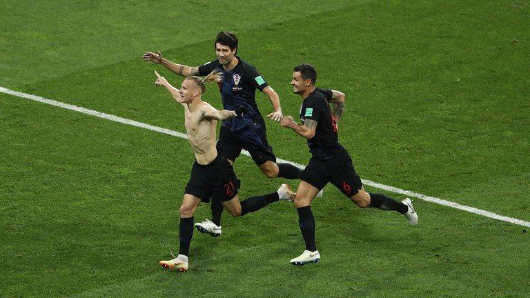 مفاجأة .. مفتاح سر لياقة منتخب كرواتيا بدأ من كرة اليد المصرية