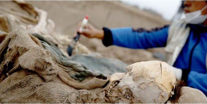 مصر: كشف أثري ضخم بمحض الصدفة في الإسكندرية
