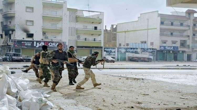 اختطاف 3 فلبينيين ومواطناً كورياً من قبل مسلحين في ليبيا