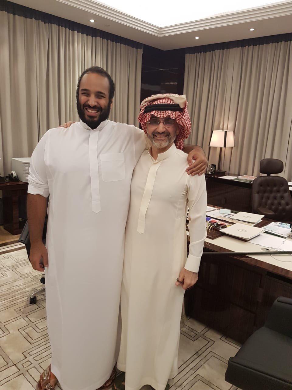 الوليد بن طلال: هذا ما ناقشته مع ولي العهد