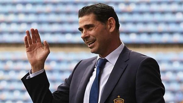 هييرو يترك منصب المدير الفني للمنتخب الإسباني