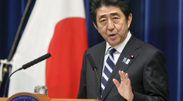 رئيس وزراء اليابان يلغي زيارة لإيران