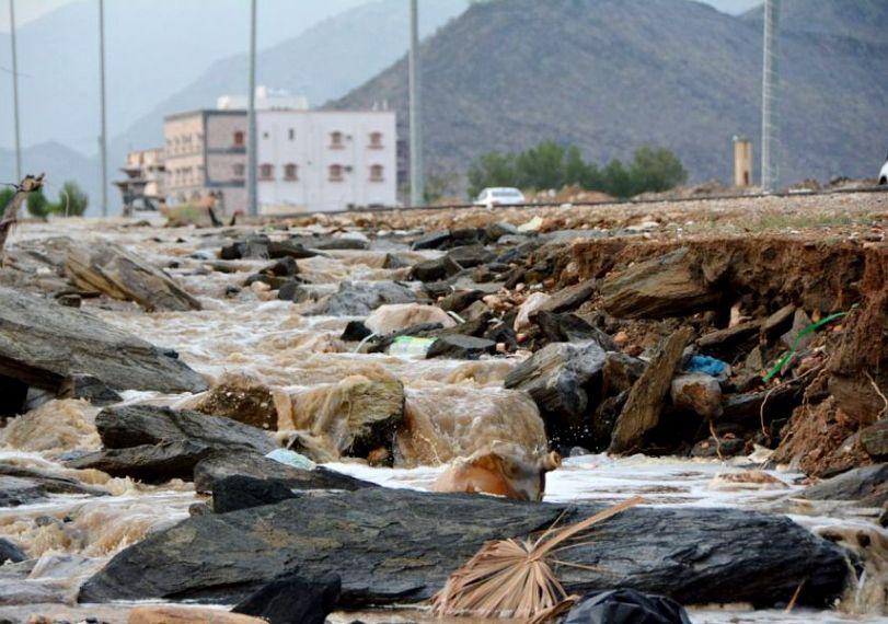 توقعات بهطول أمطار رعدية في مكة والمدينة
