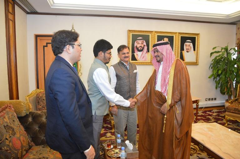 الهند تشيد بالخدمات التي تقدمها المملكة لضيوف الرحمن