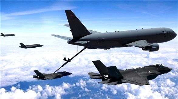 بوينغ تنهي الاختبارات على «الطائرة الصهريج»