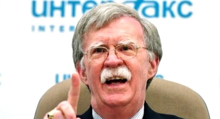 بولتون: سنجعل إيران تدفع ثمناً غير مسبوق
