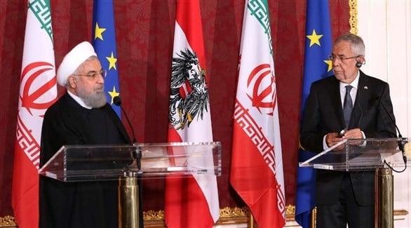 روحاني يصرخ في أوروبا: نطلب التصدي لعقوبات ترامب على إيران