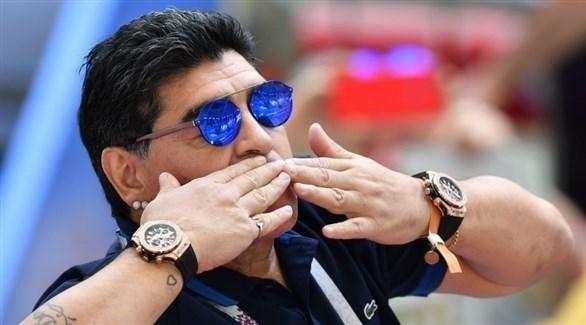 «الفيفا» يرفض انتقادات مارادونا