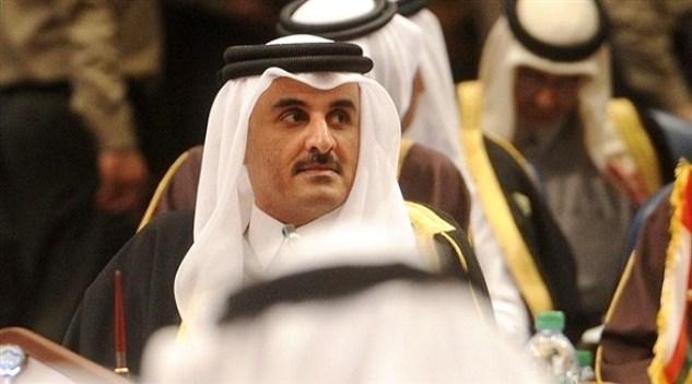 مغردون يسخرون من أمير قطر بعد فضيحة «تويتر»