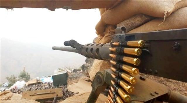 الجيش اليمني يستعيد أول مناطق مديرية عبس