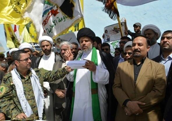 عصائب أهل الحق: وجود قوات الناتو في العراق انتهاك لسيادة الدولة