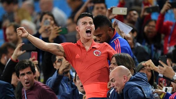 انجلترا تتأهل من عنق الزجاجة بركلات الترجيح أمام كولومبيا