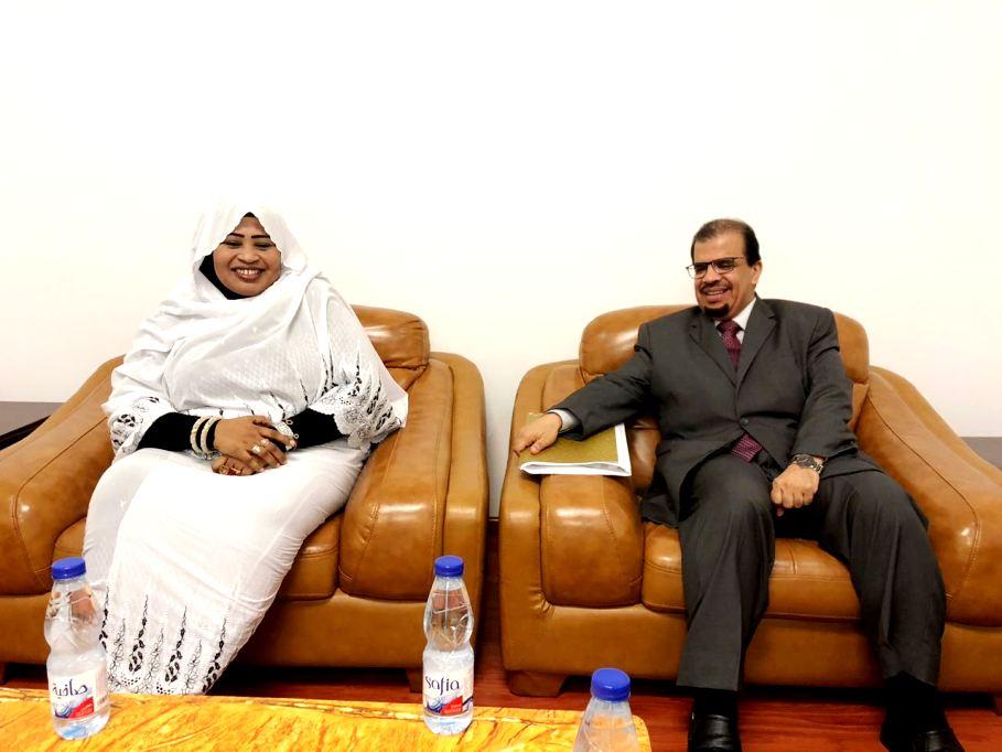 وزيرة التعليم السودانية:السعودية رائدة في تطوير جودة التعليم
