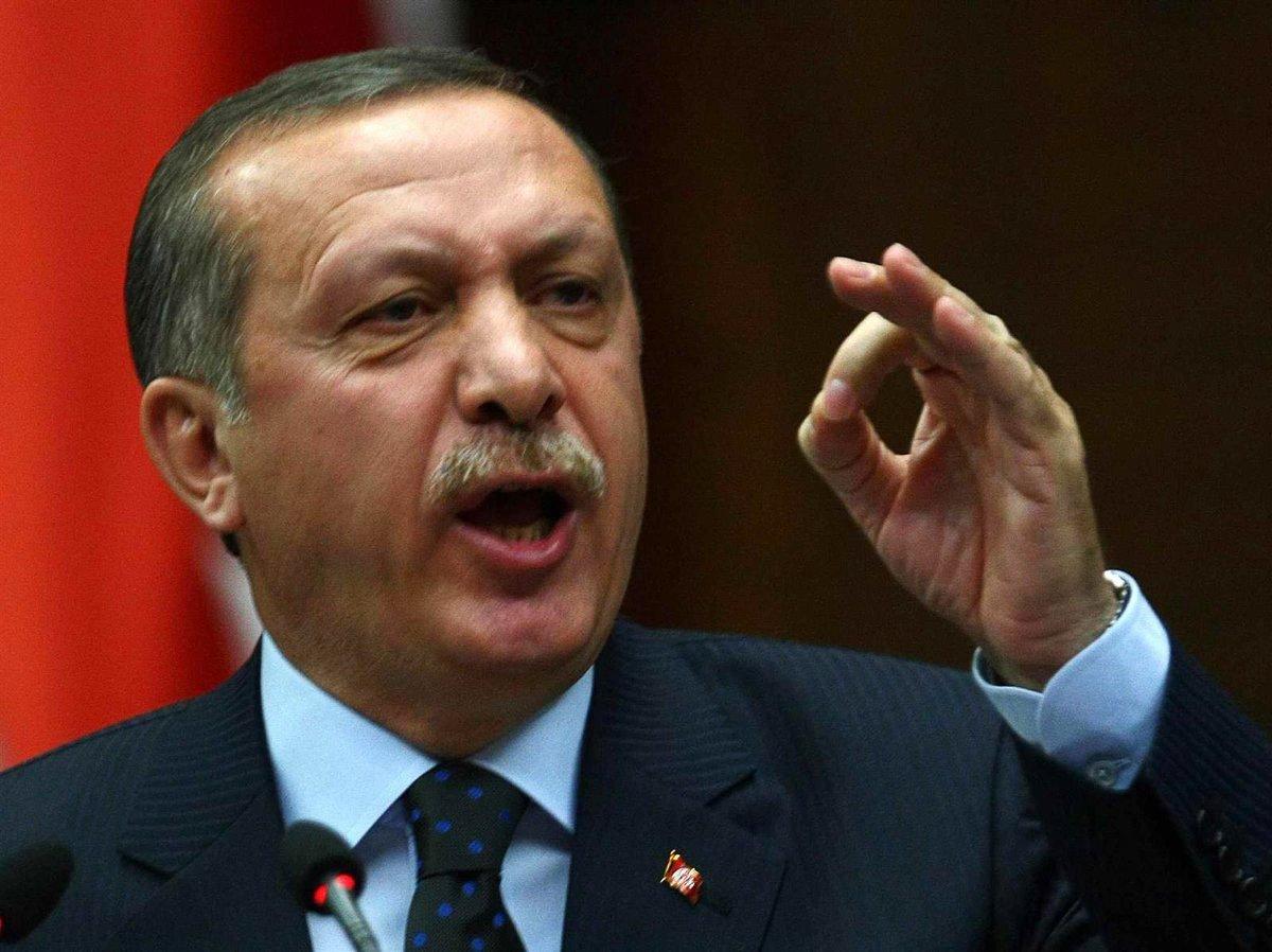 أردوغان يهدد أمريكا:مقاتلات «إف-35» أو التحكيم الدولي