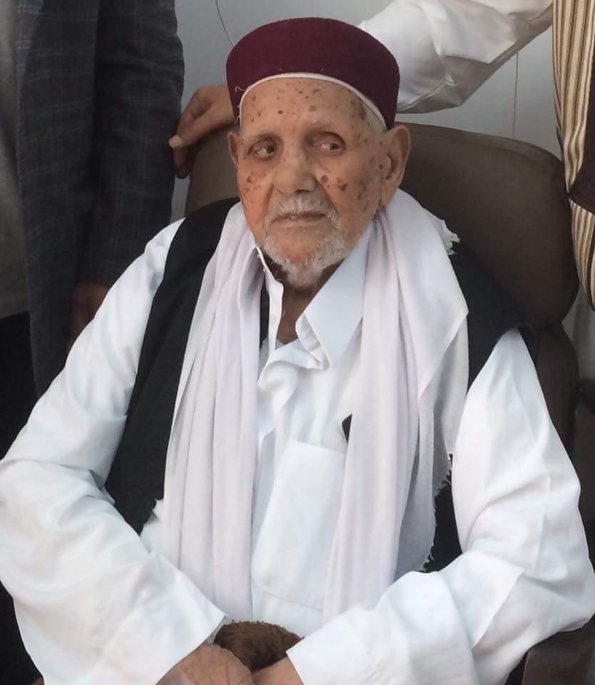 وفاة محمد عمر المختار نجل شيخ الشهداء في ليبيا بسبب المرض