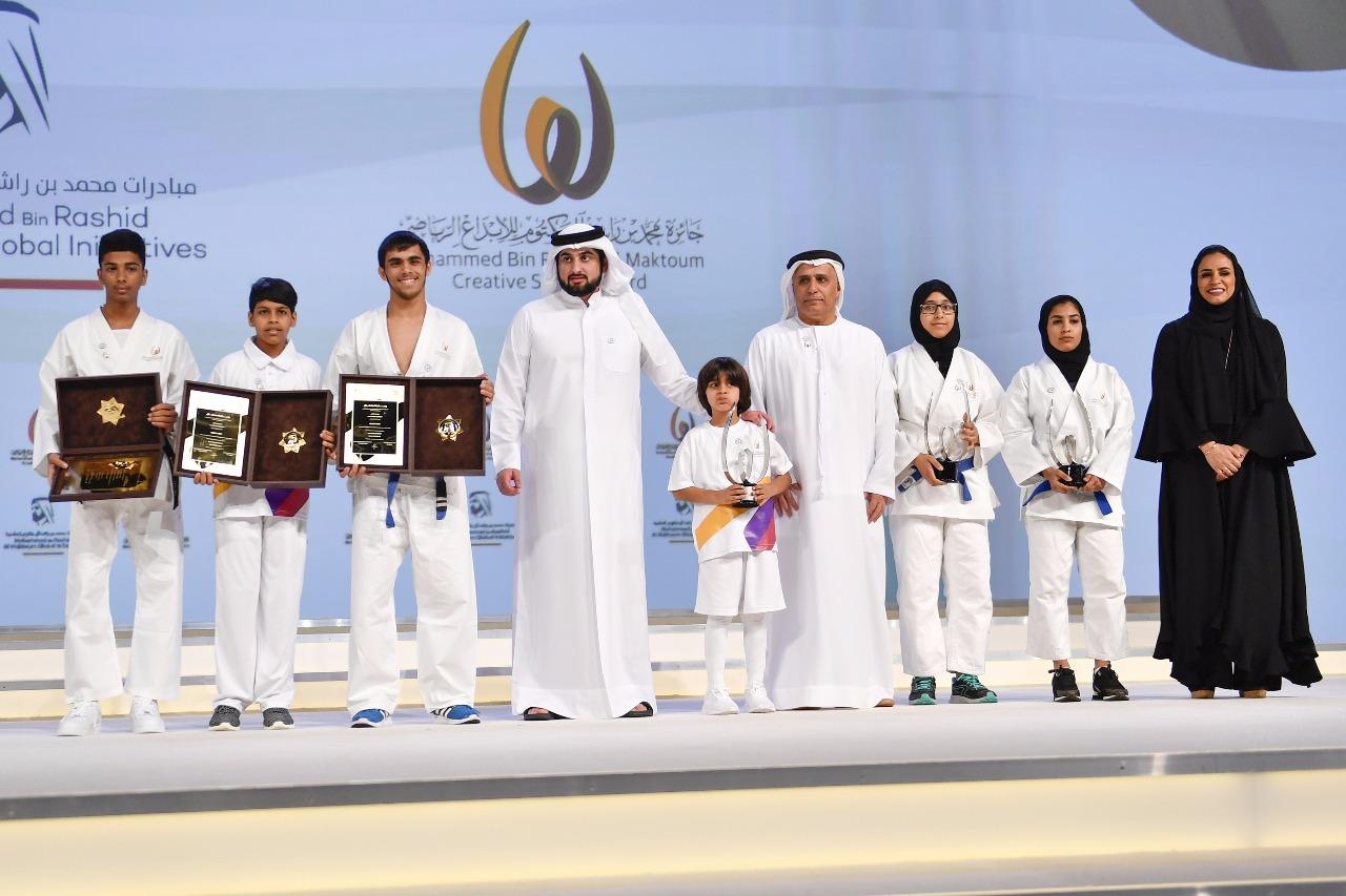 جائزة محمد بن راشد للإبداع الرياضي تواصل استلام الملفات
