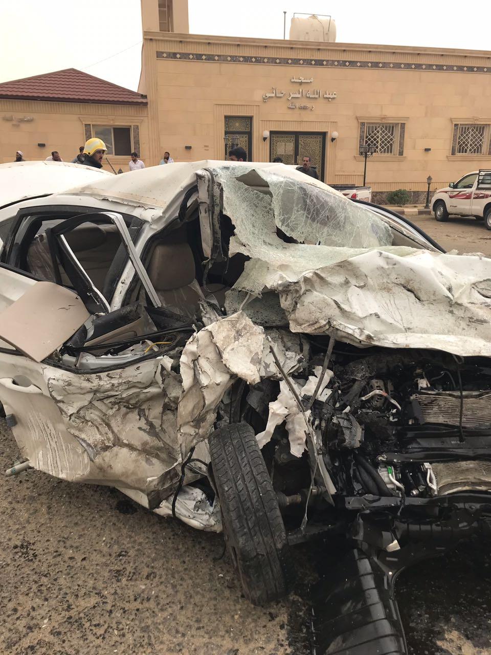 إصابة «20» شخصاً في حوادث عسير