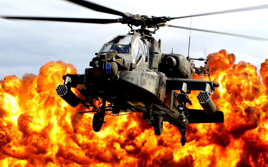أباتشي التحالف تقتل «17» حوثياً في الساحل الغربي