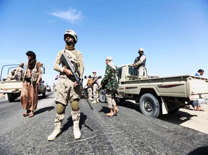 الجيش اليمني يحرر مواقع استراتيجية شرقي الجوف