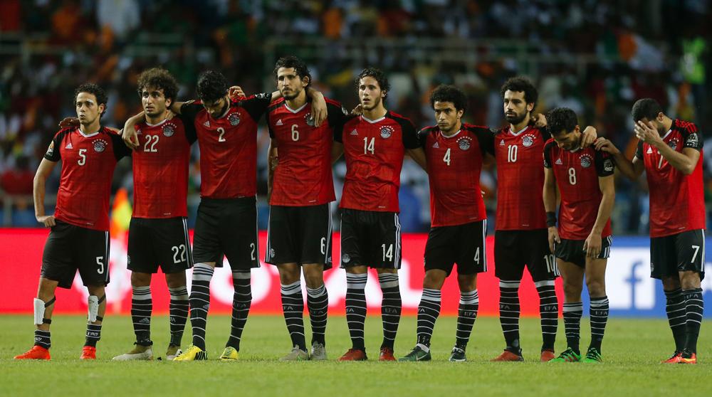 العفو عن نجوم منتخب مصر في واقعة «فيديوهات روسيا»