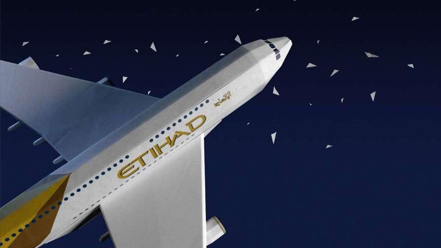 لحملة الثانوية فأعلى.. وظائف للسعوديين في الاتحاد للطيران
