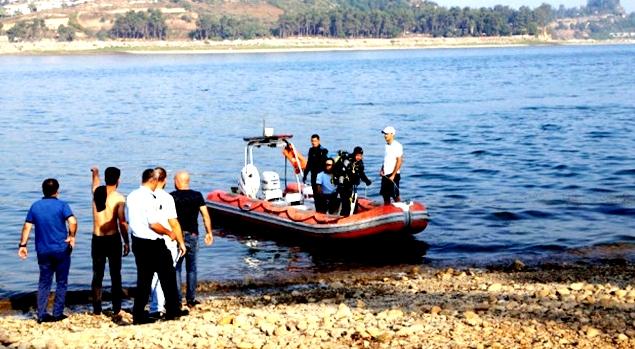 غرق سورية وشقيقها وآخر حاول إنقاذهما
