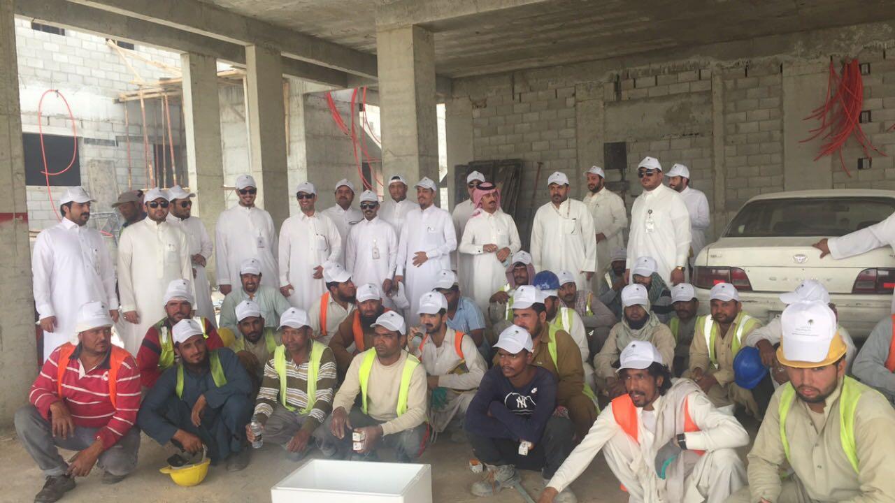 """عمل وتنمية الرياض يحرر """"41"""" مخالفة بسبب """"العمل تحت أشعة الشمس"""""""