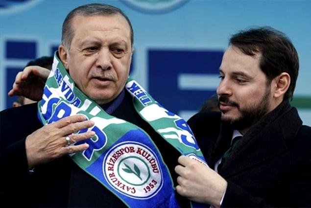 مخاطر اقتصادية كبيرة تنتظر أردوغان وصهره وزير المالية